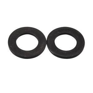 ZKH/震坤行 GB97.1 平垫圈-A级 碳钢 300HV 发黑 305138024000000100 φ24 1个