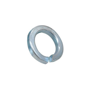 ZKH/震坤行 GB93 弹簧垫圈 碳钢 镀锌 300130010000000200 φ10 1个