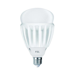 FSL/佛山照明 LED球泡(超炫三代) A140 55W E40 6500K 白光 4300lm Φ140*242mm 1只