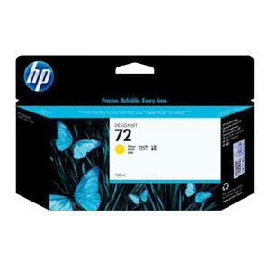 HP/惠普 墨盒绘图仪 72号 黄色 1套