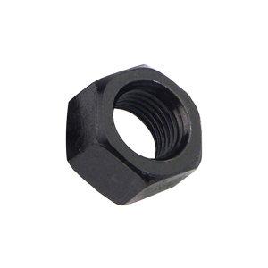 ZKH/震坤行 GB6170 1型六角螺母 碳钢 8级 发黑 304195012000000100 M12 粗牙 1个
