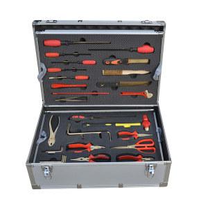 BOFANG/渤防 铍青铜防爆40件套组合套装工具 1387-BE 40件套 1套