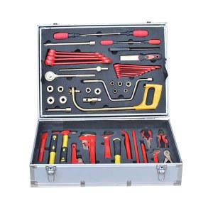 BOFANG/渤防 铍青铜防爆检维修专用组合工具箱 1390-001-BE 50件套 1套