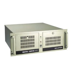 ADVANTECH/研华 工控机 IPC-610L/701VG/I5-2400/4G/500G/DVD/WIN7 简体中文/无线键鼠 1台