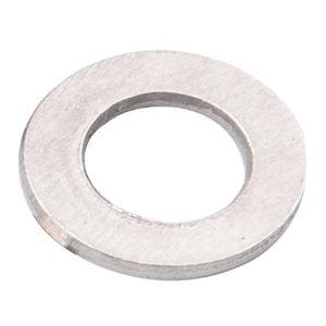 ZKH/震坤行 DIN125-part1 平垫圈-A型 不锈钢304 A2-100 本色 210401016000000000 φ16 1个
