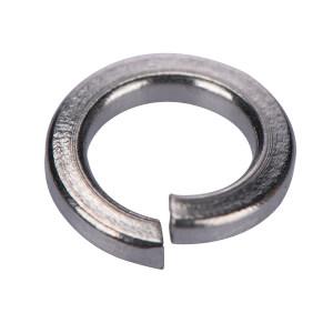 ZKH/震坤行 GB93 弹簧垫圈 不锈钢304 本色 210130006000000000 φ6 1个