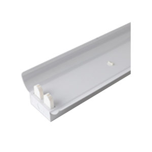 PHILIPS/飞利浦 T8LED支架(双支带罩) BN011C 2*TLED L1200 2R G2 GC 不含光源 单端供电 1个