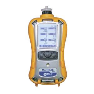 RAE/华瑞 六合一气体检测仪 PGM-6208 测O2/CO/H2/SO2/可燃气体 泵吸式锂电 1台