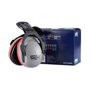 MSA/梅思安 HPE高舒型头盔式耳罩 SOR12012 SNR:31dB 1付