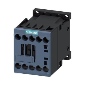 SIEMENS/西门子 3RT6系列接触器 3RT6018-1AN21 3P 额定工作电流16A 线圈额定控制电压AC220V 1个