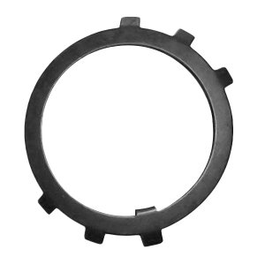 ZKH/震坤行 圆螺母用止动垫圈 A3钢 发黑 φ20 GB/T858 1个