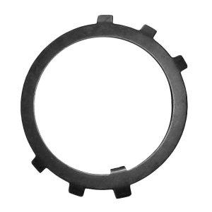 ZKH/震坤行 圆螺母用止动垫圈 A3钢 发黑 φ33 GB/T858 1个