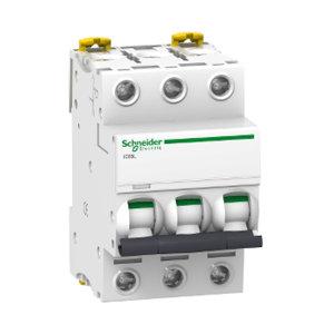 SCHNEIDER/施耐德电气 小型断路器 IC65L 3P D40A 1个