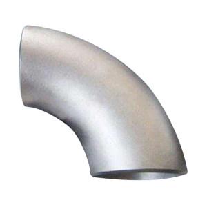 HGPV/鸿冠 316L不锈钢对焊90°冲压弯头 φ76×4 1个