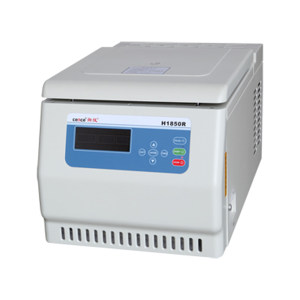 CENCE/湘仪 台式高速冷冻离心机 H1850R 角转子 6x50ml 转速 12000r/min 1台