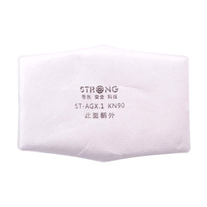 STRONG/思创 滤棉 ST-AGX.1 KN90 10片 1袋