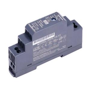 MW/明纬 HDR-15系列15W超薄阶梯型DIN轨型电源 HDR-15-12 1个