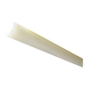 ZKH/震坤行 尼龙棒 米白色 φ45×1000 外径误差2-3mm 1根