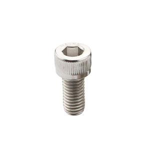 AOZ/奥展 DIN912 内六角圆柱头螺钉 不锈钢304 A2-50 本色 全牙 210912003000800000 M3×8 粗牙 1个