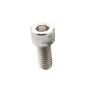 AOZ/奥展 DIN912 内六角圆柱头螺钉 不锈钢304 A2-70 本色 全牙 211912006002000000 M6×20 粗牙 1个