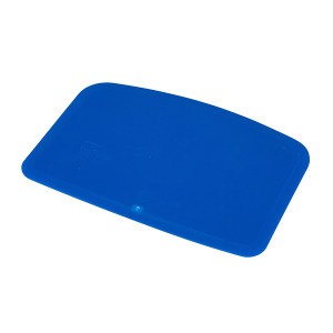 FBK 面团刮板 81911-2 146×98×1.65mm 蓝色 1个