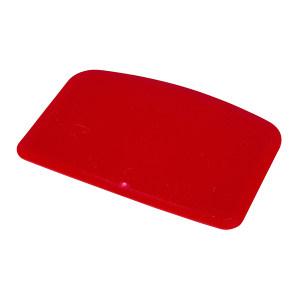 FBK 面团刮板 81911-3 146×98×1.65mm 红色 1个