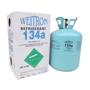 WEITRON/美国伟昌 制冷剂 R134A 13.6kg 1桶