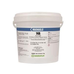 MAGNAFLUX/磁通 湿法荧光磁粉 14A 1kg 1桶