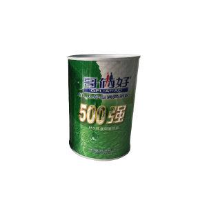 GELIAHAO/哥俩好 500强环保型装饰胶 899 透明浅绿色 500mL 1桶