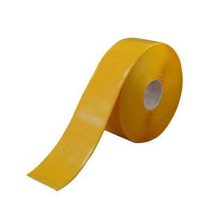 SAFEWARE/安赛瑞 重载型划线胶带 12100 黄色 75mm*30m 1卷