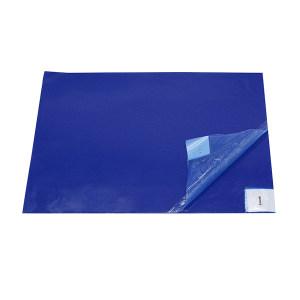 SAFEWARE/安赛瑞 粘尘垫 12224 650*1150mm 蓝色 1包