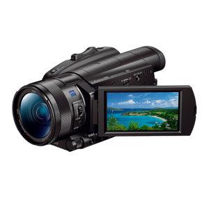 SONY/索尼 高清数码摄像机 FDR-AX700 4K 1个
