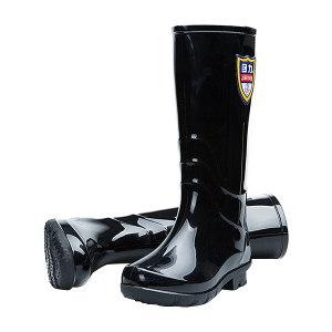 HUILI/回力 女款黑色高筒雨靴 863 35码 1双