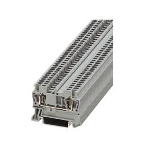 PHOENIX CONTACT/菲尼克斯 ST 系列直通式接线端子 ST 1,5 灰色 1个
