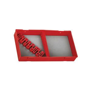 TENGTOOLS/瑞典天魔 工具盒 内含扳手及螺丝起子固定架 TT00 1套