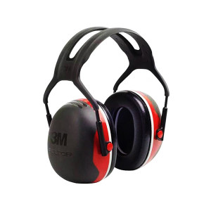 3M X系列头戴式耳罩 X3A NRR/SNR:28/33dB 1个