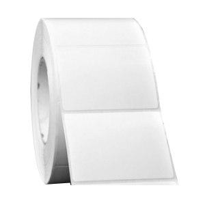 AVERYDENNISON/艾利丹尼森 铜版纸标签 FT110-60-2300-76 白色 110mm*60mm*2300张 1卷