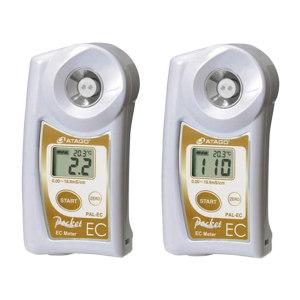 ATAGO/爱拓 数显电导率仪 PAL-EC 电导率0.00~19.9mS/cm TDS 0~9950PPM 温度5.0~100℃ 1台