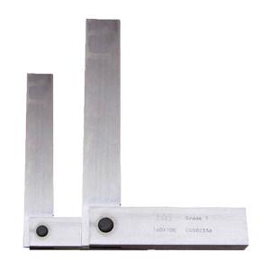 STWC/上工 宽座直角尺(1级) EZ1010133 125×80mm 碳钢 不代为第三方检测 1把