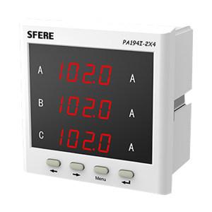 SFERE/斯菲尔 三相交流电流表 PA194I-2X4 AC5A 1台