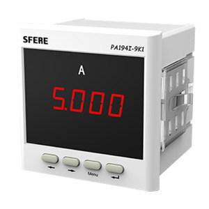 SFERE/斯菲尔 单相交流电流表(带变送输出) PA194I-9K1 AC1A 1台