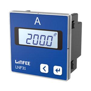LINFEE/领菲 单相数显电流表 LNF31 AC1A 1台