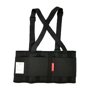 HONEYWELL/霍尼韦尔 可调式工作护腰 TM36401 XL 黑色 腰围102-115cm 1个
