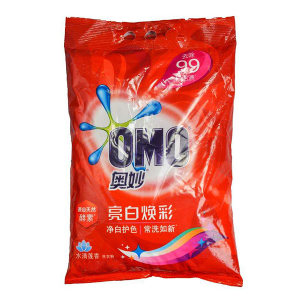 AOMOL/奥妙 亮白焕彩洗衣粉 6902088714579 500g 1袋