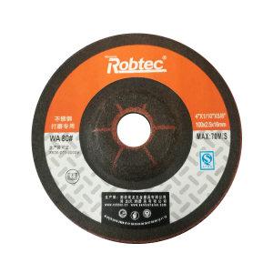 ROBTEC T42可弯曲砂轮角磨片 100×2.5×16-60# 白刚玉 1片