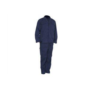 MEIKANG/美康 分体式防酸碱防静电服 MKP-22 2XL(185-190) 藏青色 1件