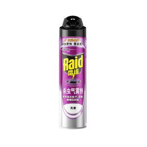 RAID/雷达 杀虫气雾剂 6901586104233 600mL 无香型 1瓶