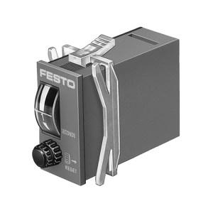FESTO/费斯托 PZVT系列气动定时器 PZVT-300-SEC 1个