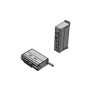 SMC LEHF系列电动夹爪 LEHF40K2-40-R86N3 1个