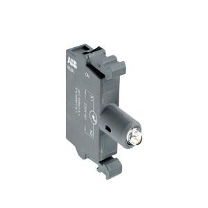 ABB 按钮指示灯LED集成灯座 MLBL-01G 1个